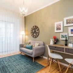 Апартаменты LxWay Apartments Alfama - São Miguel комната для гостей фото 4