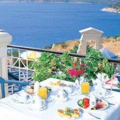 Xanthos Club Турция, Калкан - отзывы, цены и фото номеров - забронировать отель Xanthos Club онлайн балкон
