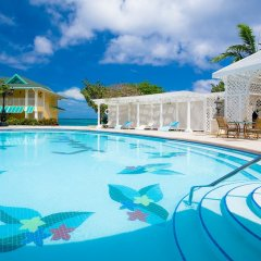 Отель Sandals Royal Caribbean & Private Island All Inclusive Couples Only бассейн