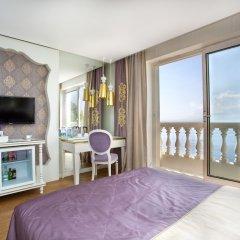 La Boutique Hotel Antalya-Adults Only Турция, Анталья - 10 отзывов об отеле, цены и фото номеров - забронировать отель La Boutique Hotel Antalya-Adults Only онлайн удобства в номере фото 2