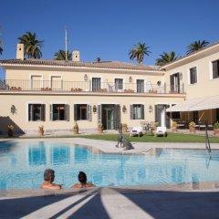 Отель Villa Jerez Испания, Херес-де-ла-Фронтера - отзывы, цены и фото номеров - забронировать отель Villa Jerez онлайн бассейн фото 2
