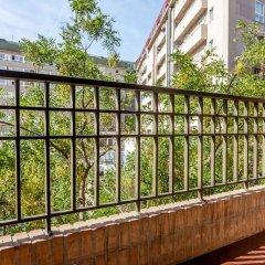 Отель Valencia Flat Rental Turia Gardens Валенсия балкон