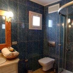 Likya Residence Hotel & Spa Boutique Class Турция, Калкан - отзывы, цены и фото номеров - забронировать отель Likya Residence Hotel & Spa Boutique Class онлайн ванная