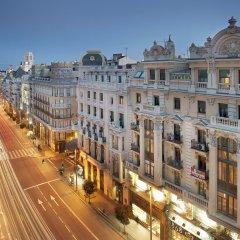 Отель H10 Villa de la Reina Boutique Hotel Испания, Мадрид - отзывы, цены и фото номеров - забронировать отель H10 Villa de la Reina Boutique Hotel онлайн балкон