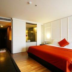 Отель Page 10 Hotel & Restaurant Таиланд, Паттайя - отзывы, цены и фото номеров - забронировать отель Page 10 Hotel & Restaurant онлайн комната для гостей фото 5