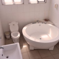 Отель Ave Maria Health And Wellness Resort ванная