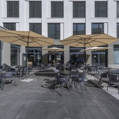 Отель Holiday Inn Express Luzern - Kriens фитнесс-зал