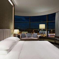 Гостиница Хаятт Ридженси Москва Петровский Парк 5* Стандартный номер с разными типами кроватей фото 2