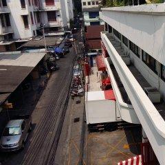 Отель New C.H. Guest House балкон