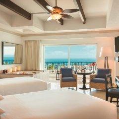 Отель Hyatt Zilara Cancun - All Inclusive - Adults Only Мексика, Канкун - 2 отзыва об отеле, цены и фото номеров - забронировать отель Hyatt Zilara Cancun - All Inclusive - Adults Only онлайн комната для гостей фото 3
