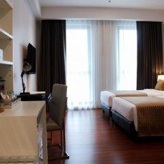 Отель Bless Residence Бангкок сейф в номере