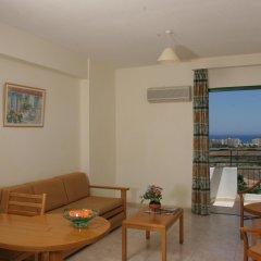 Artemis Hotel Apartments Протарас комната для гостей фото 2
