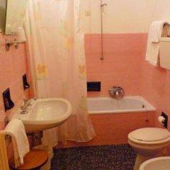 Отель Giardinetto Италия, Лорето - отзывы, цены и фото номеров - забронировать отель Giardinetto онлайн ванная фото 3