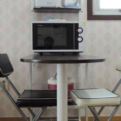 Отель Daelim Residence Южная Корея, Сеул - отзывы, цены и фото номеров - забронировать отель Daelim Residence онлайн удобства в номере фото 2