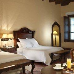 Отель Fiesta Americana Hacienda San Antonio El Puente Cuernavaca Ксочитепек в номере