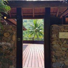 Отель Villa Te Ata - Moorea ванная