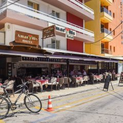 Отель Amaryllis Hotel Греция, Родос - 2 отзыва об отеле, цены и фото номеров - забронировать отель Amaryllis Hotel онлайн спортивное сооружение фото 2