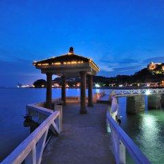 Отель The Inn of Sky-blue Bay Китай, Сямынь - отзывы, цены и фото номеров - забронировать отель The Inn of Sky-blue Bay онлайн приотельная территория