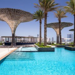 Отель Rosewood Abu Dhabi бассейн фото 3