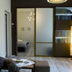Апартаменты Stefani Apartment комната для гостей фото 3