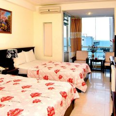 Khanh Duy Hotel комната для гостей фото 2