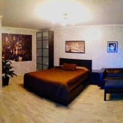 Апартаменты Apartment Hanaka on Shchelkovskoye комната для гостей фото 5