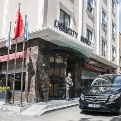 Отель Dencity спортивное сооружение