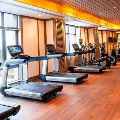 Отель Marco Polo Lingnan Tiandi Foshan фитнесс-зал