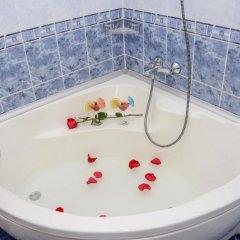 Отель Lucky Hotel Болгария, Велико Тырново - отзывы, цены и фото номеров - забронировать отель Lucky Hotel онлайн ванная фото 2