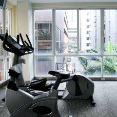 Отель FuramaXclusive Sathorn, Bangkok фитнесс-зал фото 3