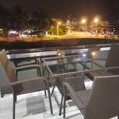 Отель Azalea Homestay балкон