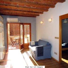 Отель Martha's Guesthouse Испания, Барселона - отзывы, цены и фото номеров - забронировать отель Martha's Guesthouse онлайн удобства в номере