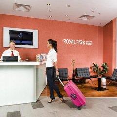 Royal Park Boutique Hotel интерьер отеля фото 2