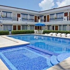 Отель Hacienda De Vallarta Las Glorias Пуэрто-Вальярта бассейн фото 3