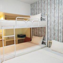 Steve Boutique Hostel Бангкок комната для гостей фото 3