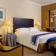 Отель Beach Rotana сейф в номере