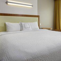 Отель SpringHill Suites Las Vegas Convention Center комната для гостей фото 5