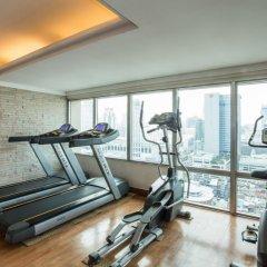 Baiyoke Sky Hotel фитнесс-зал фото 2