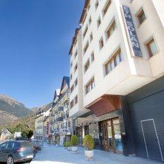 Hotel Eth Solan парковка