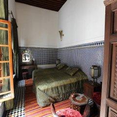 Отель Riad au 20 Jasmins Марокко, Фес - отзывы, цены и фото номеров - забронировать отель Riad au 20 Jasmins онлайн комната для гостей фото 4
