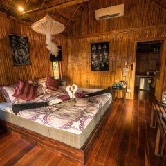 Отель Lazy Days Bungalows Ланта комната для гостей фото 4