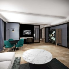 Отель Foxa 32 интерьер отеля
