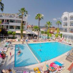 Club Atrium Hotel Мармарис бассейн фото 3