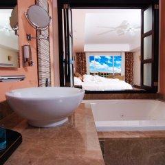 Отель Sandos Playacar Select Club - Только для взрослых, Все включено Плая-дель-Кармен ванная фото 2