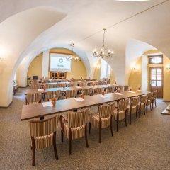 Отель Grandhotel Salva Литомержице помещение для мероприятий