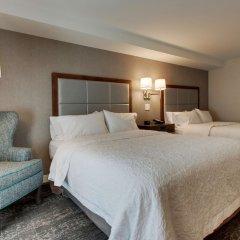 Отель Hampton Inn by Hilton Pawtucket комната для гостей фото 5