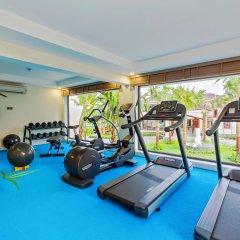 Отель Silk Sense Hoi An River Resort фитнесс-зал