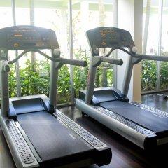 Отель Crowne Plaza Phuket Panwa Beach фитнесс-зал фото 3