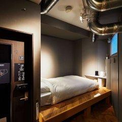 mizuka Hakata 1 -unmanned hotel- Хаката сейф в номере