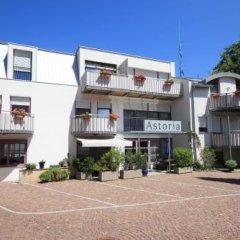 Отель Pension Astoria Прато-алло-Стелвио парковка